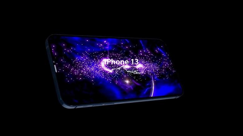 Линейка iPhone 13: до 1 ТБ флеш-памяти для старших версий и лидары для всех моделей