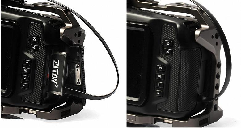 Адаптер Zitay CFast 2.0 – MSATA SSD позволяет использовать с камерами вместо карт CFast 2.0 твердотельные накопители mSATA
