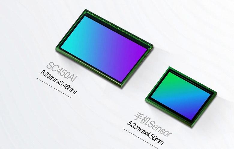Компания Smartsens добавила в линейку AI датчик изображения SC450AI