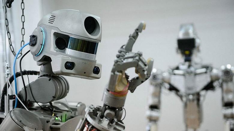 Как в «Аватаре»: «Роскосмос» делает человекоподобного андроида для работ в открытом космосе