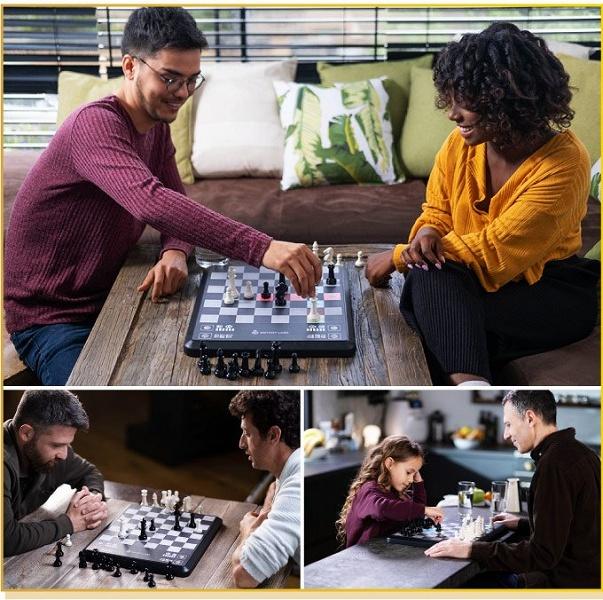 На выпуск умной шахматной доски ChessUp уже собрано более 830 000 долларов
