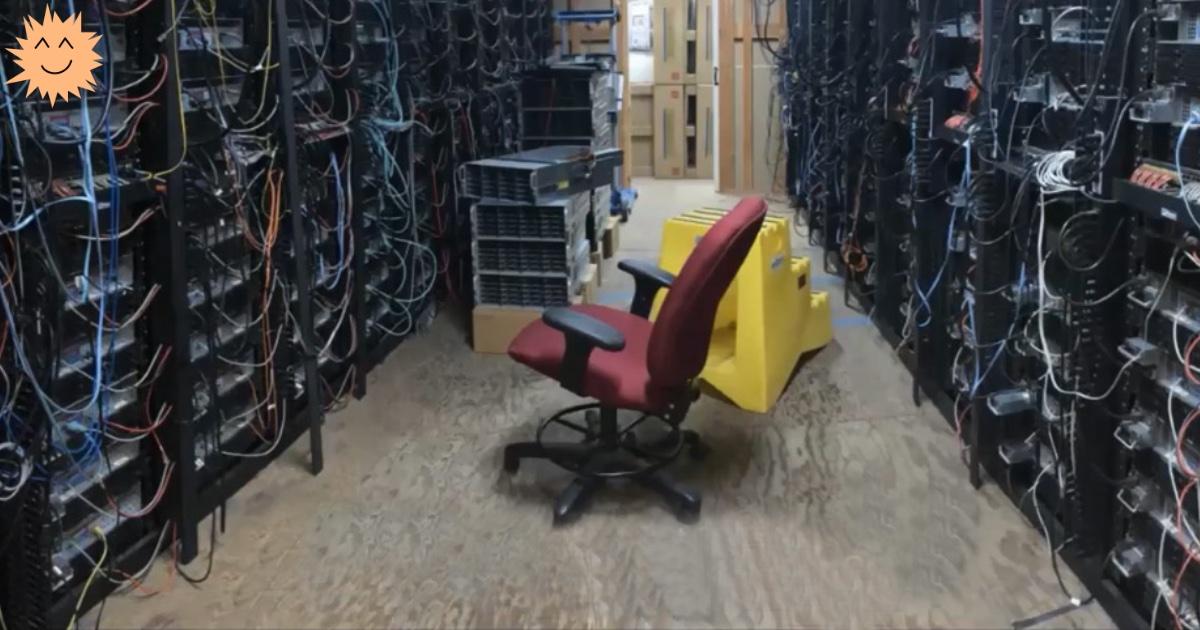 На каких серверах держится Архив Интернета? - 1