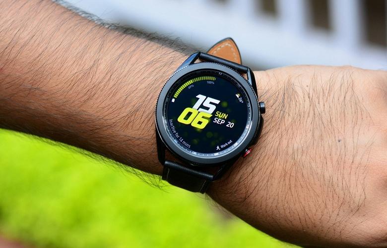 Новые умные часы Samsung могут полностью перейти на другую операционную систему