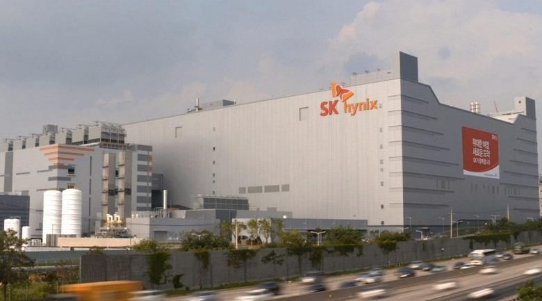 SK Hynix построит в Южной Корее мегафабрику стоимостью 106 млрд долларов
