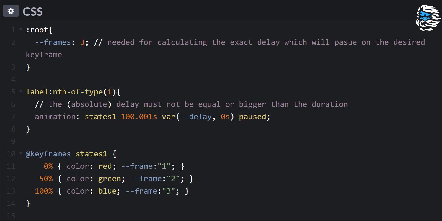 Крутые трюки с переменными CSS - 1