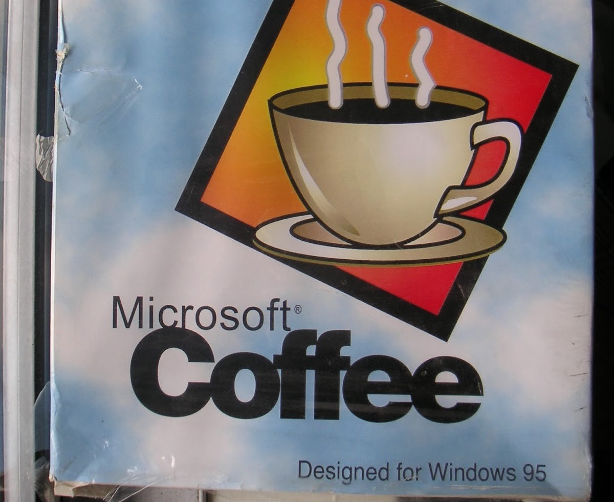 «Microsoft Coffee»: первоапрельский ответ на Java - 1