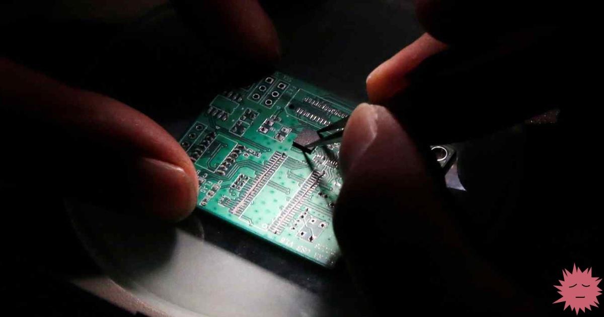 Поучительная история про китайских производителей микросхем - 1
