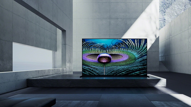 Телевизоры Sony с процессором, работающим, «как человеческий мозг», поступили в продажу. Модели Bravia X90J стартуют с 1300 долларов