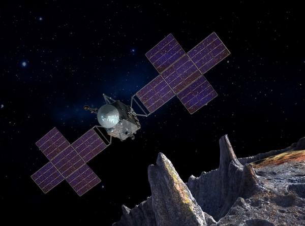 Металлическая миссия: следующим летом НАСА отправляет аппарат с двигателями Холла к железному астероиду ценой $10¹⁹ - 6