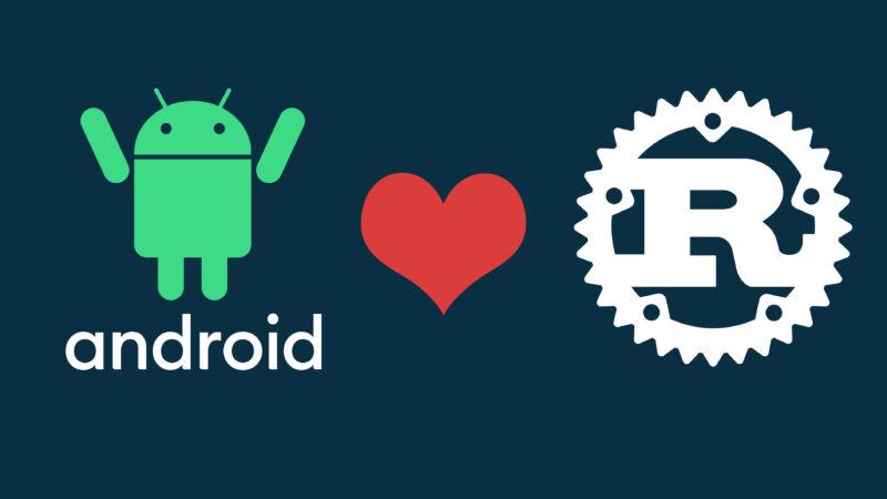 Rust включили в список основных языков для разработки платформы Android - 1