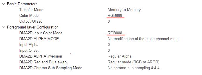 STM32 LTDC и 7-дюймовый дисплей: часть 1 - 10