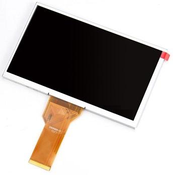 STM32 LTDC и 7-дюймовый дисплей: часть 1 - 2