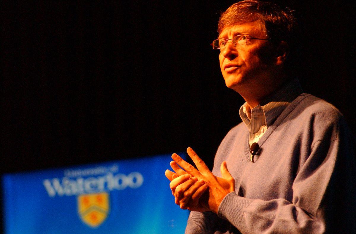 Билл Гейтс, заядлый читатель и миллиардер