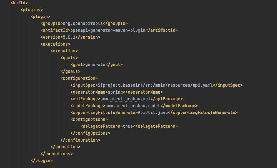 Разработка Spring Boot-приложений с применением архитектуры API First - 2