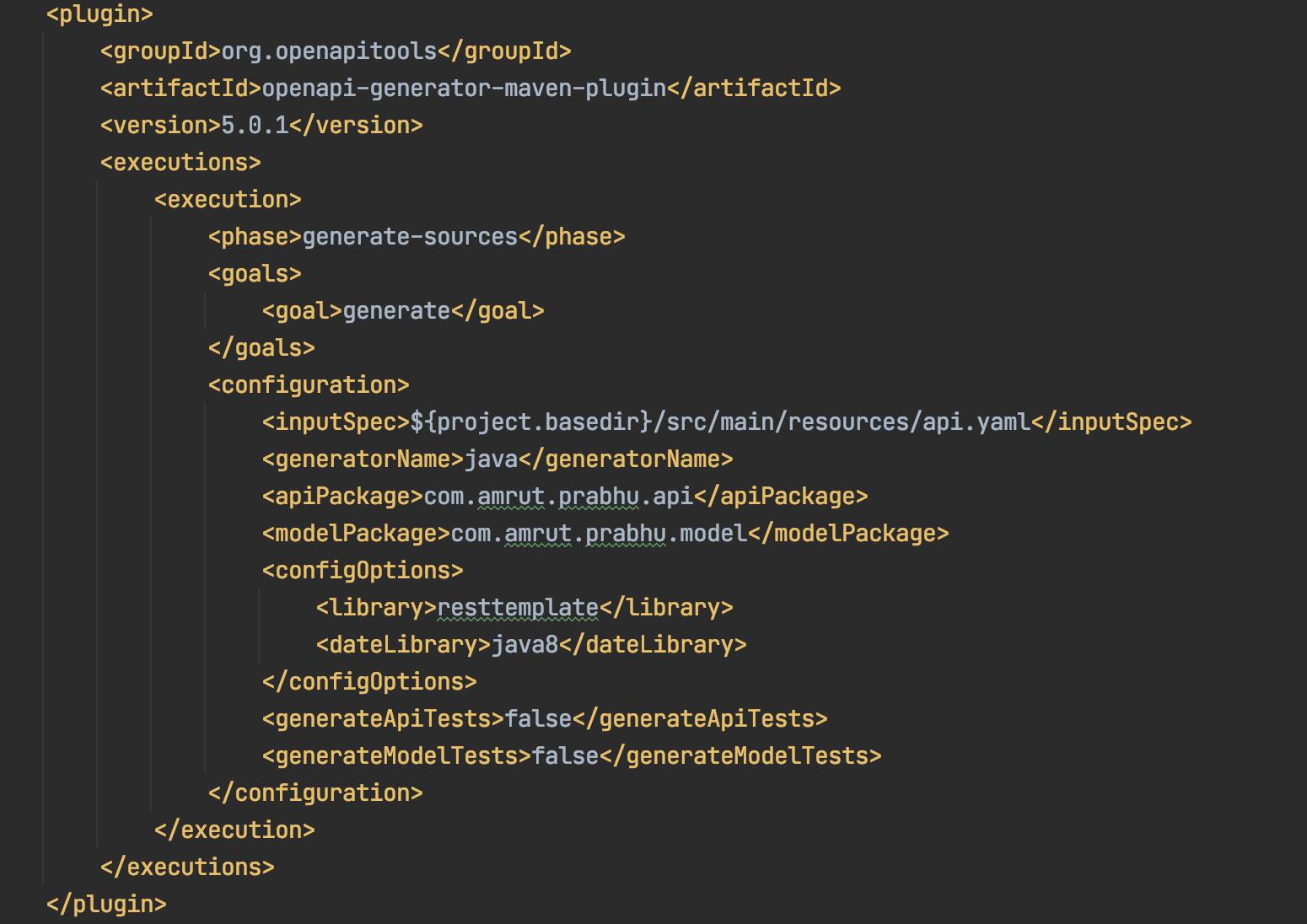 Разработка Spring Boot-приложений с применением архитектуры API First - 4