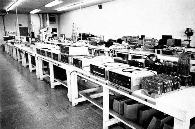 Линия сборки Altair 8800