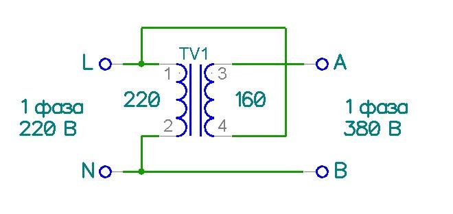 Про запуск трехфазных двигателей, косинус φ и не только… - 5