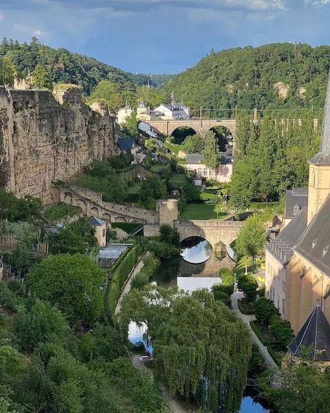 [Личный опыт] Страна фермеров и банков: как живётся разработчику в крошечном Люксембурге - 6