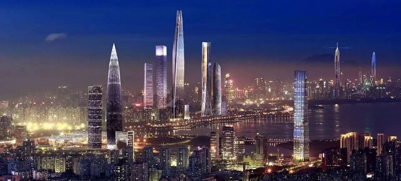 В одном китайском городе уже больше базовых станций 5G, чем во всей Европе