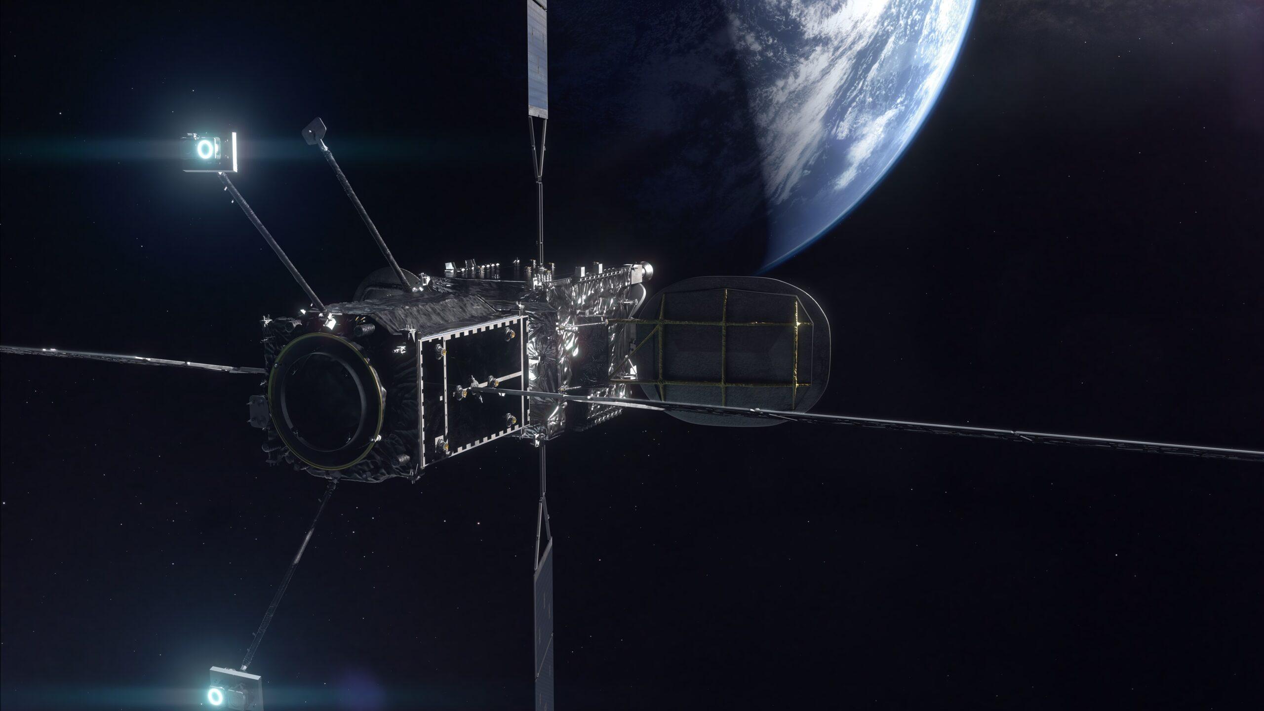 Northrop Grumman запустила на орбиту уже вторую сервисную станцию, которая оживляет спутники связи без топлива - 1