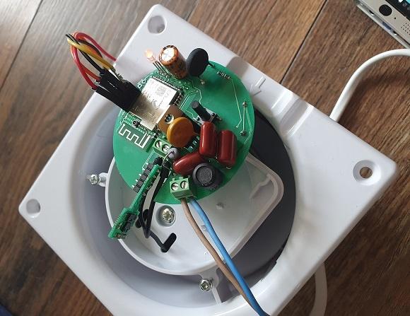 Зачем все ставят вентиляторы в туалет или как мы решили сделать умный вентилятор, история по DIY - 10