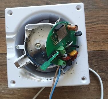 Зачем все ставят вентиляторы в туалет или как мы решили сделать умный вентилятор, история по DIY - 11
