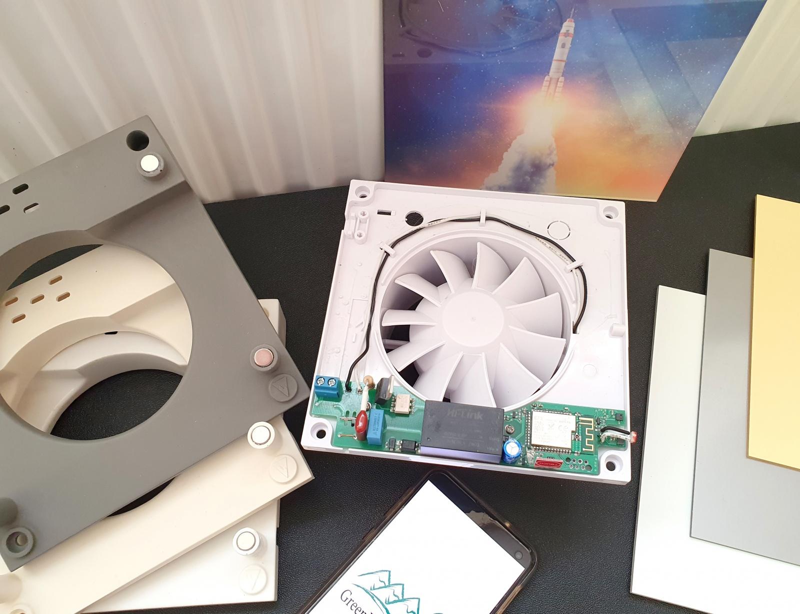 Зачем все ставят вентиляторы в туалет или как мы решили сделать умный вентилятор, история по DIY - 1