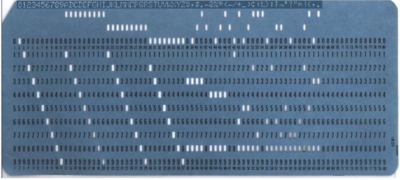 Unicode: как человечество пришло к международному стандарту кодирования символов - 1