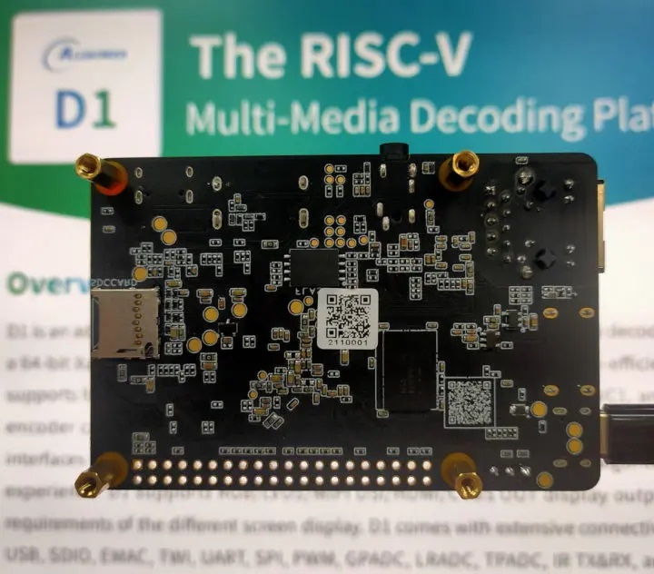 Мощные и не очень одноплатники с RISC-V чипами: что готовит рынок - 3