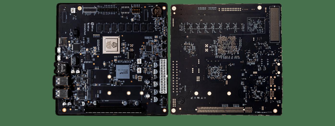 Мощные и не очень одноплатники с RISC-V чипами: что готовит рынок - 4