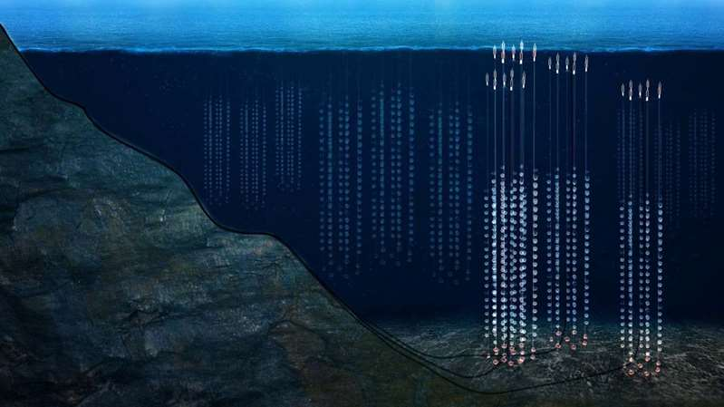 Нейтринная обсерватория на дне Байкала - 7