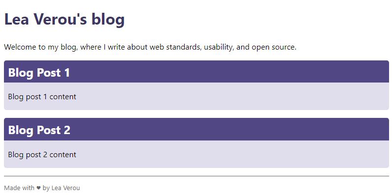 Пользовательские CSS-переменные, инверсия светлоты цветов и создание тёмной темы за 5 минут - 2