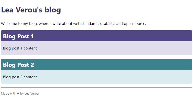 Пользовательские CSS-переменные, инверсия светлоты цветов и создание тёмной темы за 5 минут - 3