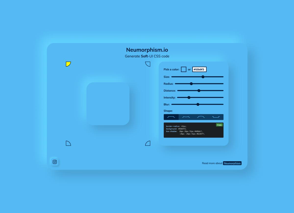 Какие CSS-генераторы можно использовать в 2021 году - 2