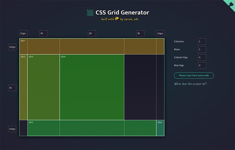 Какие CSS-генераторы можно использовать в 2021 году - 7