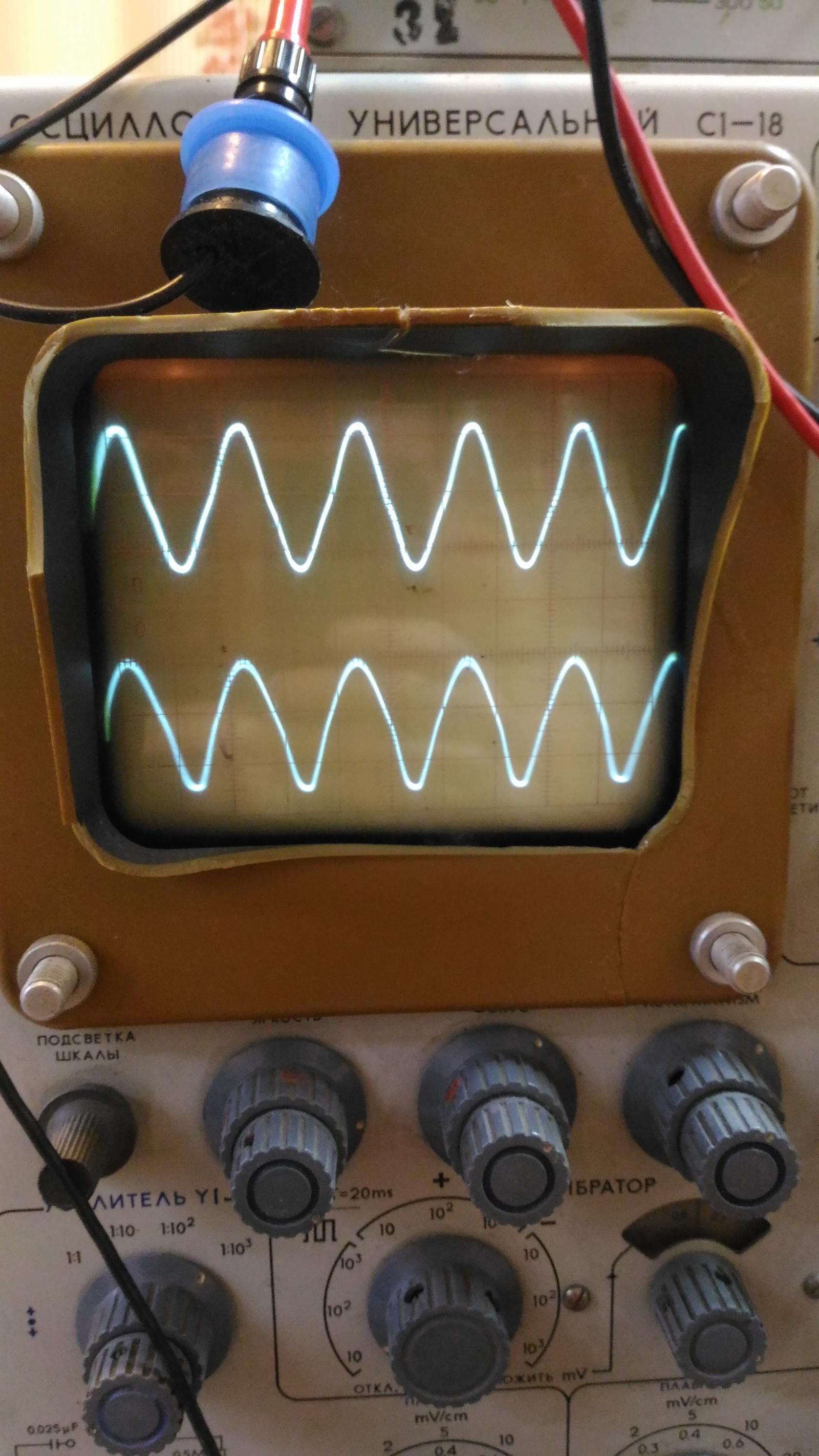 Самодельный ламповый стереофонический усилитель из доступных деталей - 20