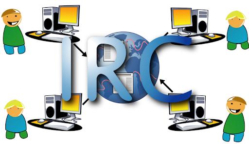 История ретранслируемого интернет-чата (IRC) - 1