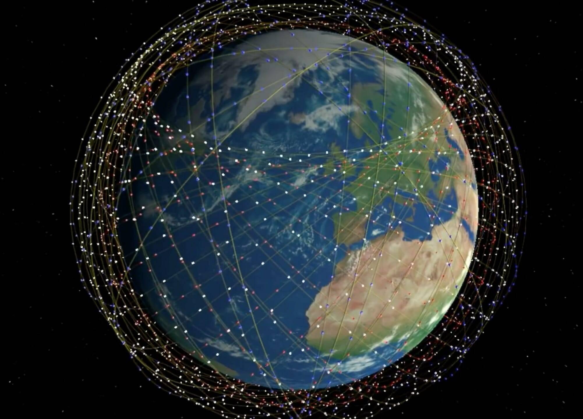 Спутниковый интернет Starlink продолжает развиваться: в этом году он станет мобильным и покроет почти всю планету - 3
