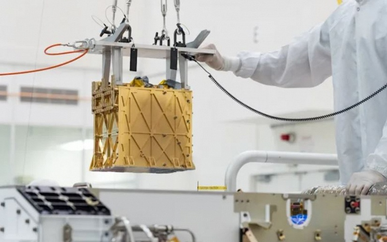 Марсоход Perseverance синтезировал на Марсе кислород