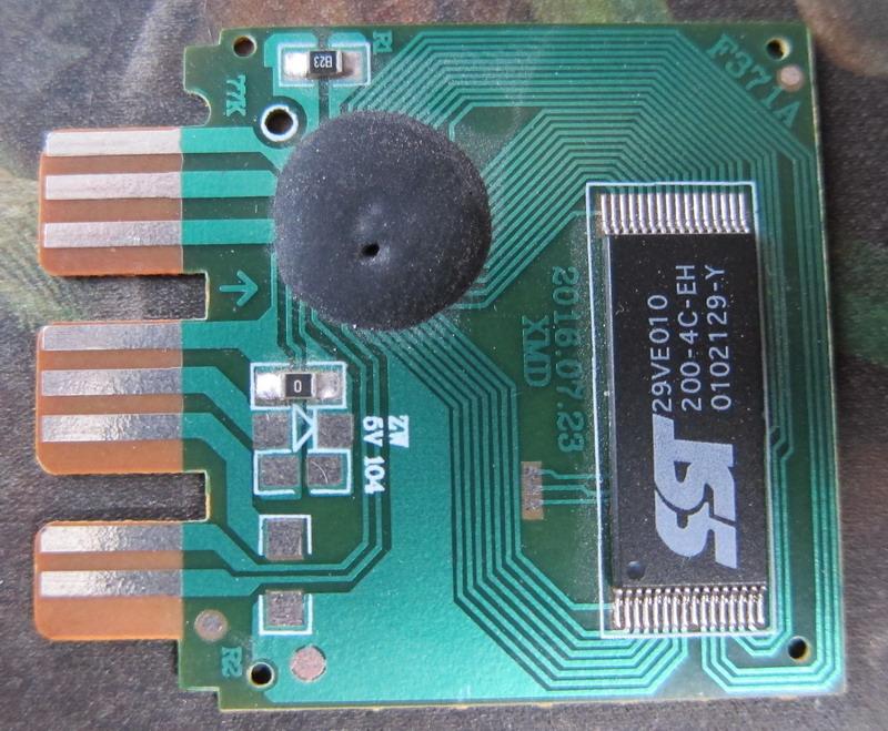 Делаем бесконечную карту памяти для PS1 - 2