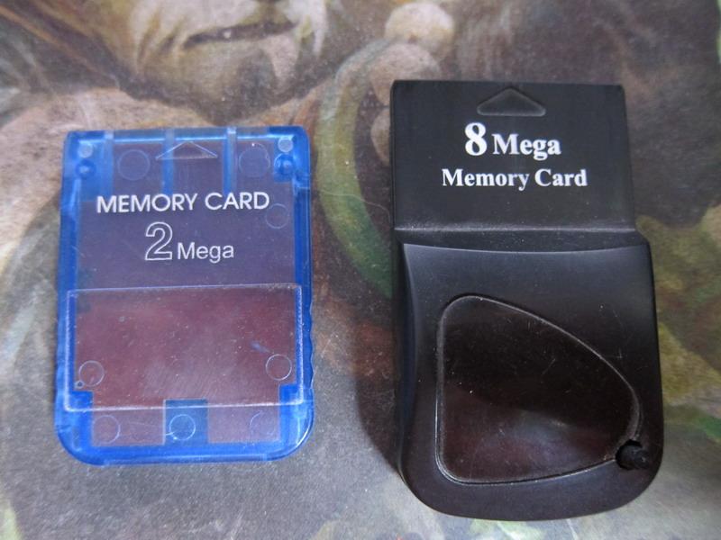 Делаем бесконечную карту памяти для PS1 - 3