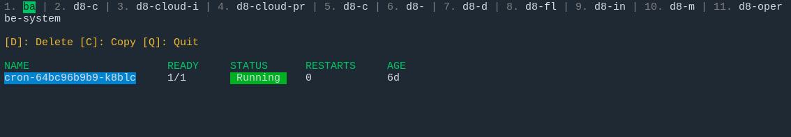 Ещё три утилиты, упрощающие работу с kubectl: fubectl, Kubelive, Web Kubectl - 5
