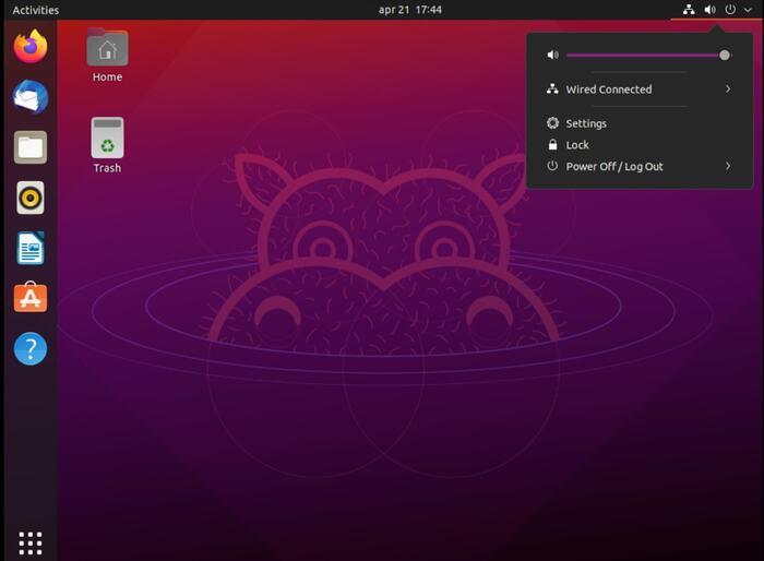 Пссст, %username%, Ubuntu 21.04 уже здесь - 2