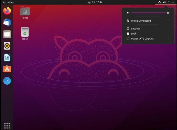 Пссст, %username%, Ubuntu 21.04 уже здесь - 1