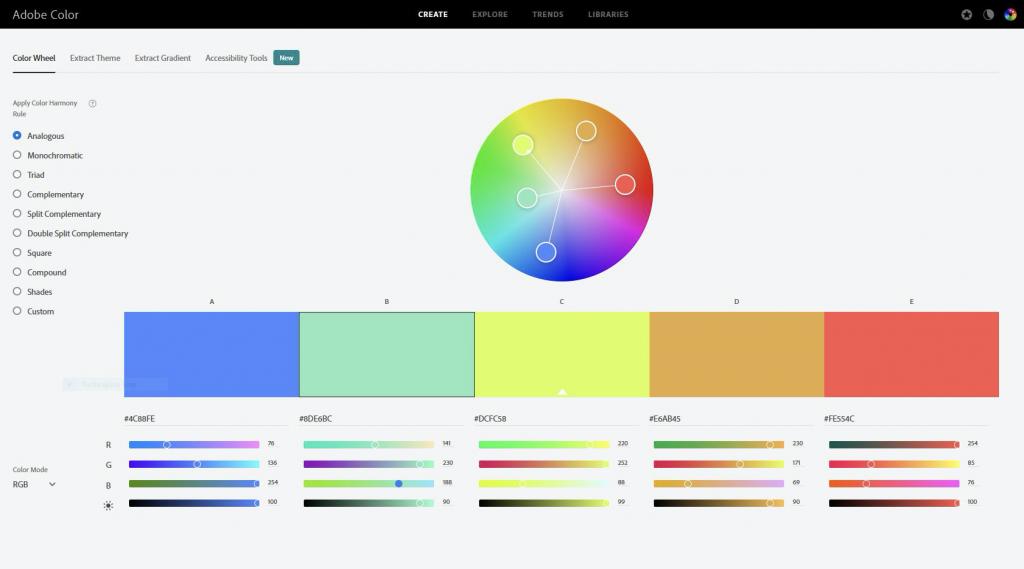Теория цвета как основа для дизайна и иллюстрации - 11