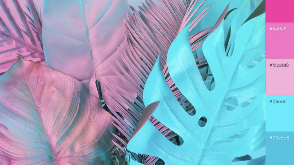 Теория цвета как основа для дизайна и иллюстрации - 17