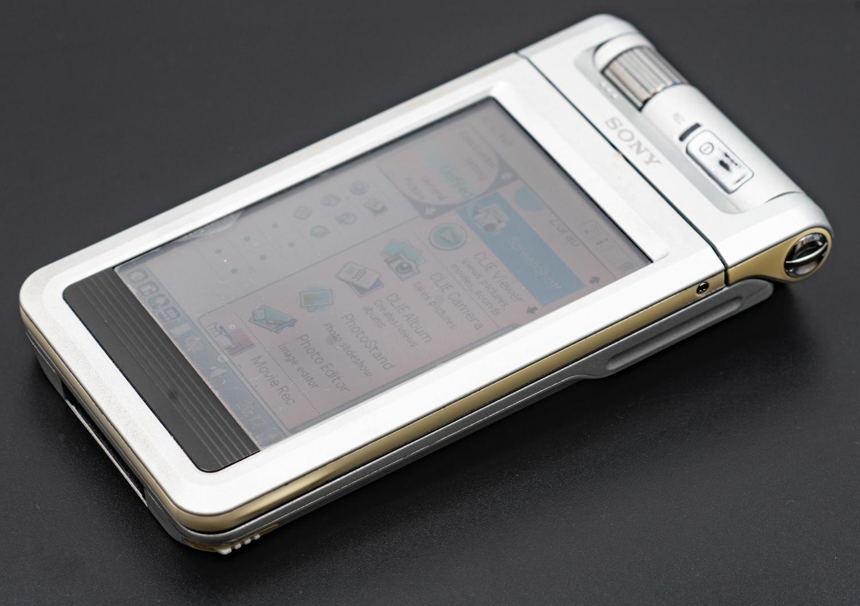 Sony Clie NX70V: лопата нашей молодости - 2