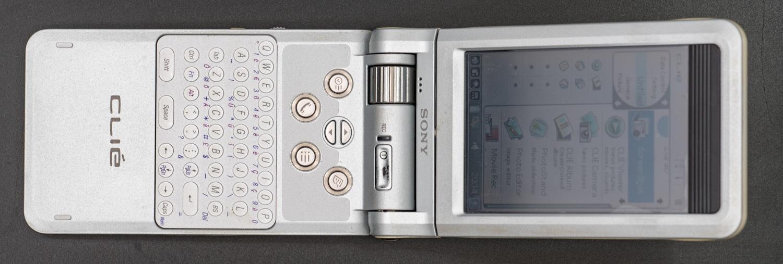 Sony Clie NX70V: лопата нашей молодости - 3