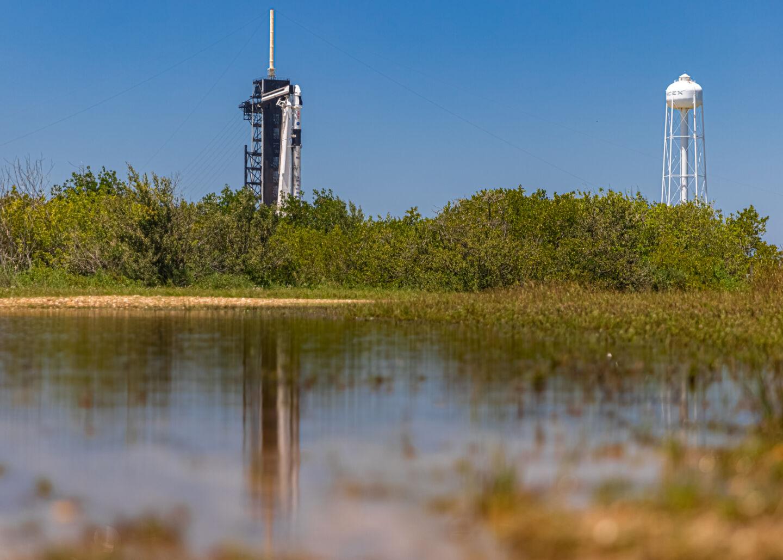 Миссия выполнима: SpaceX запустила Falcon 9 с восстановленными первой ступенью и Crew Dragon - 2