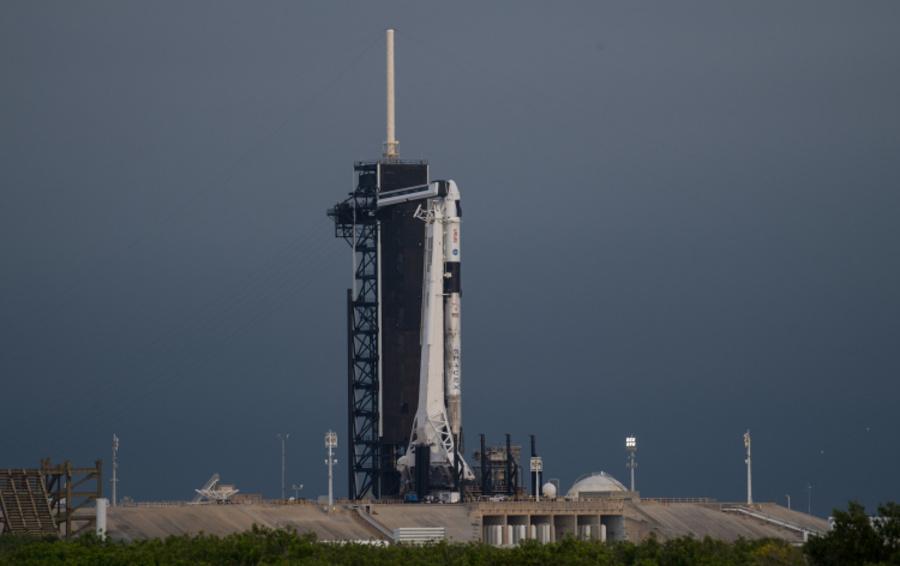 Миссия выполнима: SpaceX запустила Falcon 9 с восстановленными первой ступенью и Crew Dragon - 1